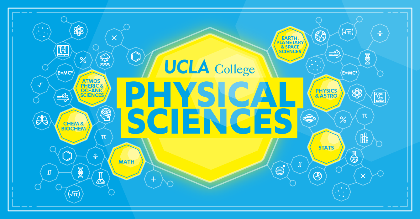 UCLA Physical Sciences Departments