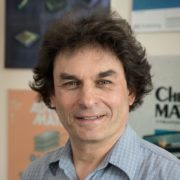 Richard Kaner, professor of Chemistry & Biochemstry at UCLA