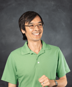 Terence Tao, professor of mathematics at UCLA
