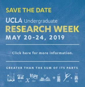 Research Week Graphic
