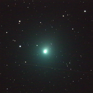 Wirtanen Comet (Credit: NASA)