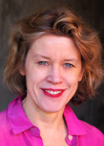 Photo of Kathleen Micham, assistant dean of UCLA Physical Sciences