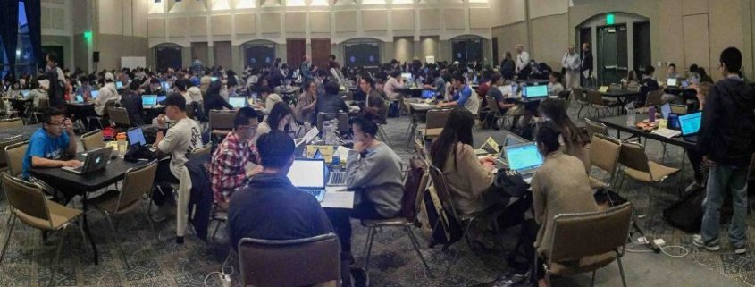 Students from around the country have flocked each year to UCLA for its annual Datafest competition, where their skills at analysis and presentation are tested with real-world data provided by partners from industry, entertainment, and nonprofit sectors.