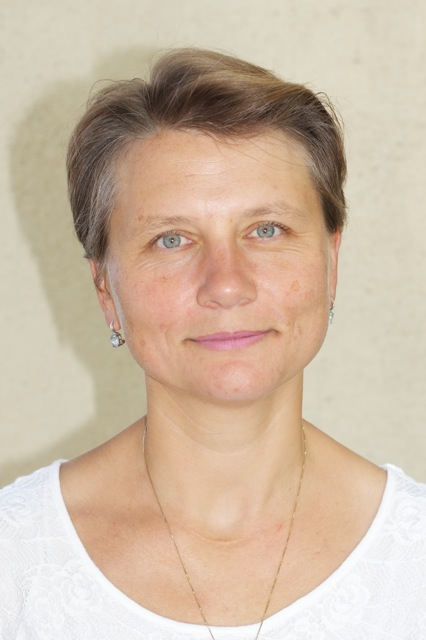 Olga Radko, founder of the UCLA Math Circle