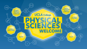 Physical Sciences welcome 2020