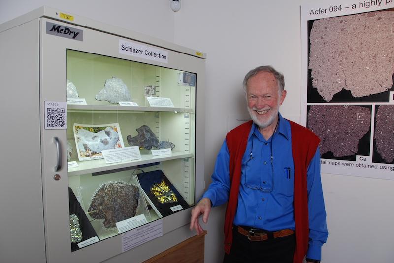John Wasson UCLA meteorite gallery