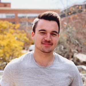 Rob Ulrich, UCLA graduate student