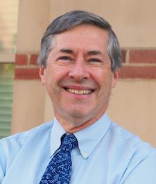 Matt Malkan, professor of physics and astronomy at UCLA.