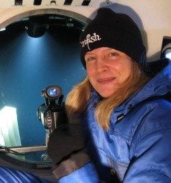 UCLA professor of planetary science Tina Treude