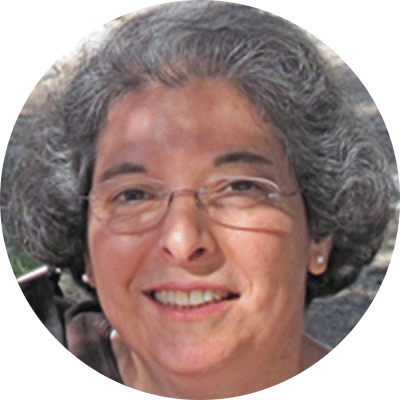 A photograph of Amy Braverman, an alumni of the statistics department at UCLA.