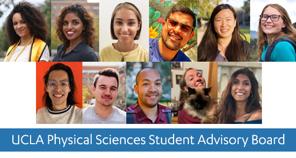 Physical Sciences Student Advisory Board